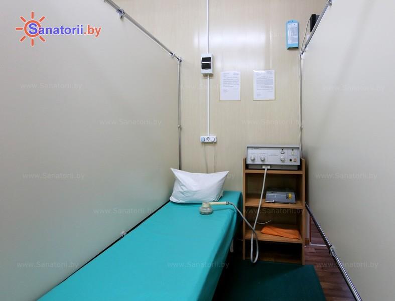 Санатории Белоруссии Беларуси - детский санаторий Налибокская пуща - Магнитотерапия