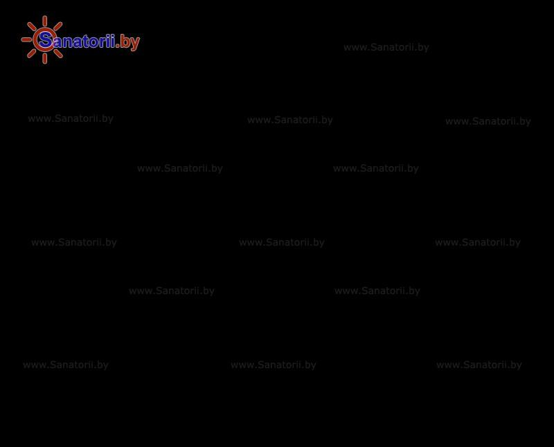 Санатории Белоруссии Беларуси - детский санаторий Налибокская пуща - спальный корпус №3