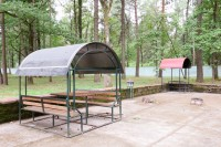 health resort Neman 72 - Barbeque site