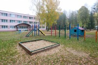 health resort Neman 72 - Playground for children