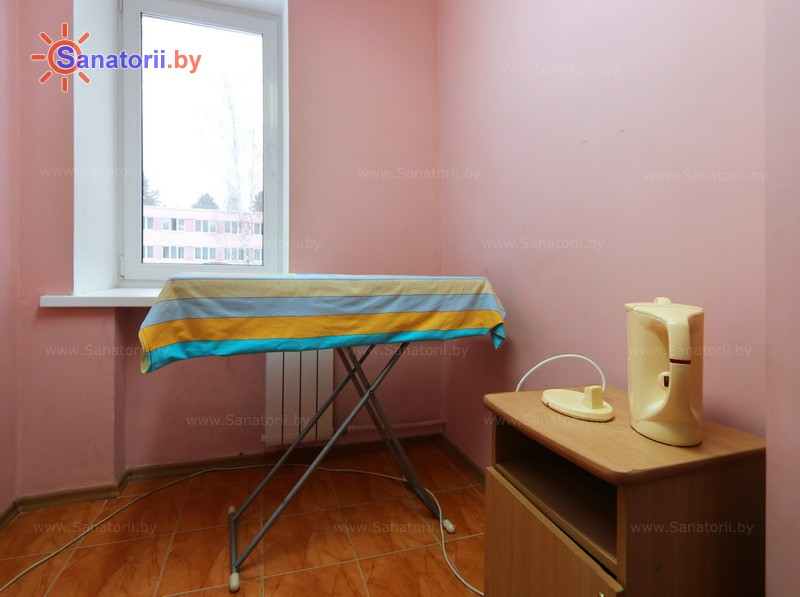 Санатории Белоруссии Беларуси - санаторий Неман-72 - Гладильная комната