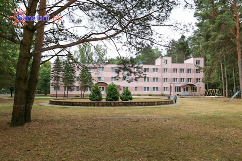 Санатории Белоруссии Беларуси - санаторий Неман-72 - спальный корпус №1