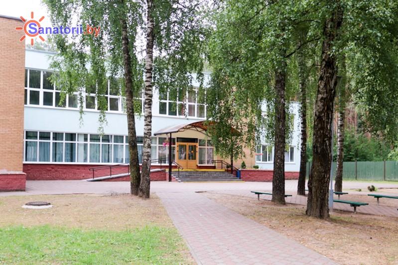 Санатории Белоруссии Беларуси - санаторий Неман-72 - лечебный корпус
