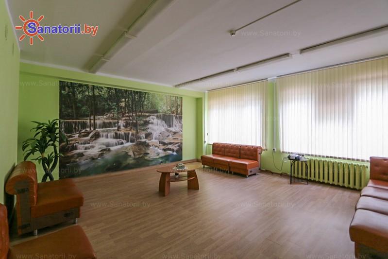 Санатории Белоруссии Беларуси - санаторий Неман-72 - Ароматерапия