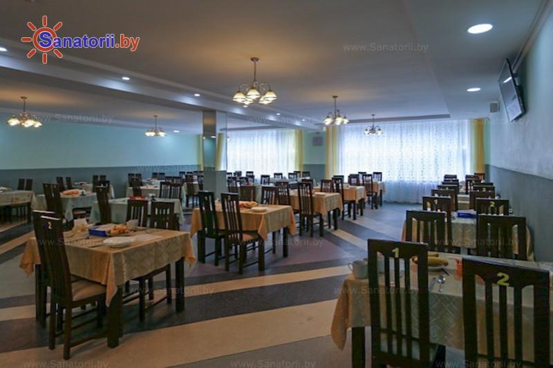 Санатории Белоруссии Беларуси - санаторий Неман-72 - Столовая