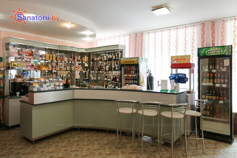 Санатории Белоруссии Беларуси - санаторий Неман-72 - Бар