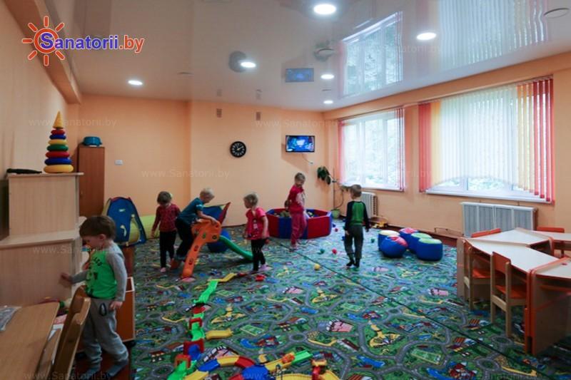 Санатории Белоруссии Беларуси - санаторий Неман-72 - Детская комната