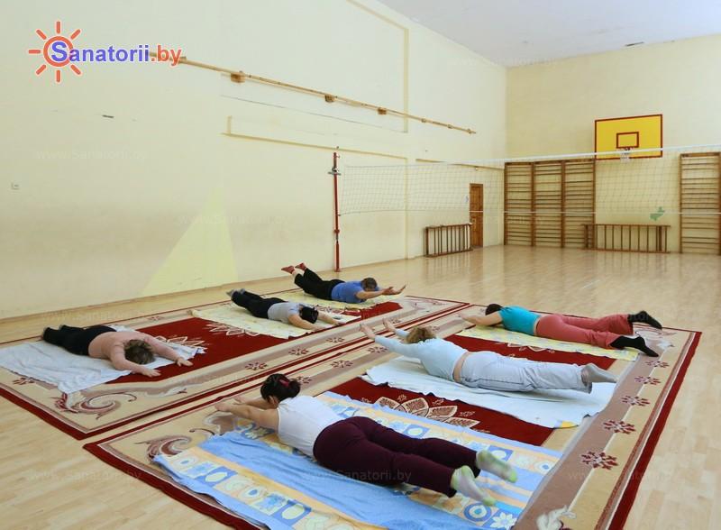 Санатории Белоруссии Беларуси - санаторий Неман-72 - Лечебная физкультура (ЛФК)