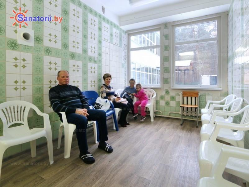 Санатории Белоруссии Беларуси - санаторий Неман-72 - Галотерапия