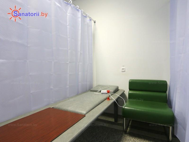 Санатории Белоруссии Беларуси - санаторий Неман-72 - Магнитотерапия