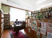 детский санаторий Свислочь - Библиотека