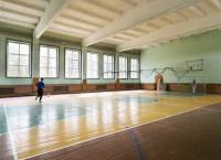 детский санаторий Свислочь - Спортзал