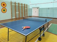 HICC Sidelniki - Table tennis (Ping-pong)