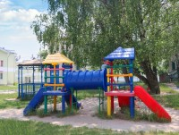 HICC Sidelniki - Playground for children