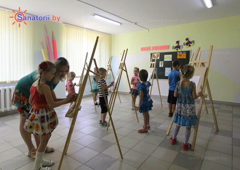 Санатории Белоруссии Беларуси - ДРОЦ Сидельники - Детская комната