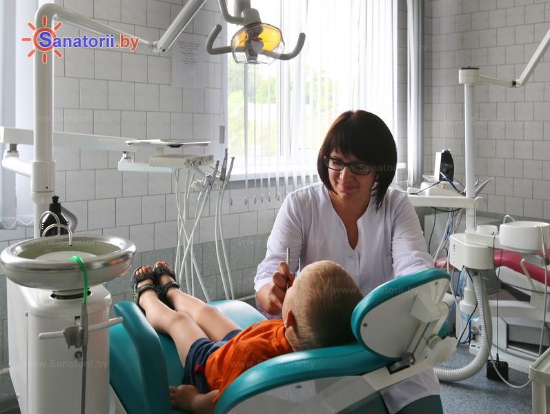 Санатории Белоруссии Беларуси - ДРОЦ Сидельники - Стоматология