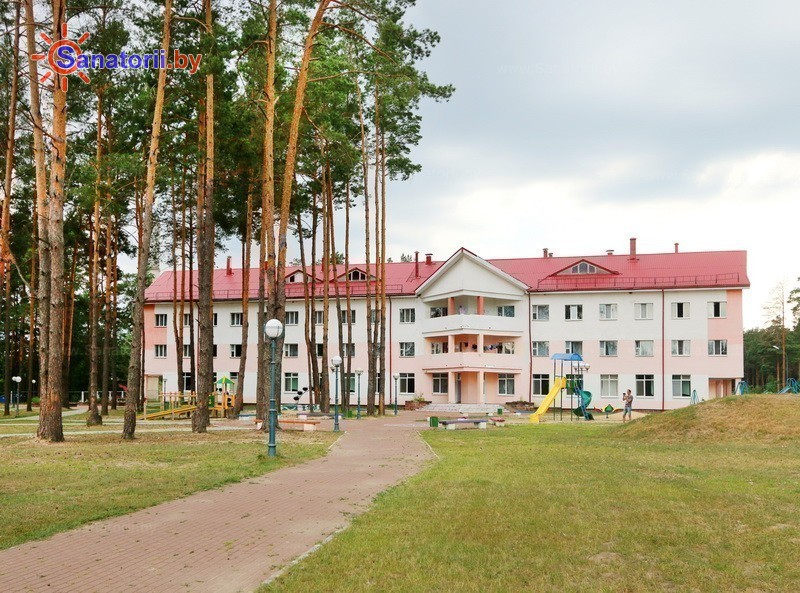 Санатории Белоруссии Беларуси - ДРОЦ Птичь - корпус №2