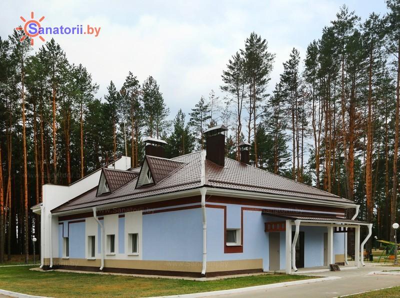 Санатории Белоруссии Беларуси - ДРОЦ Птичь - гостевой домик