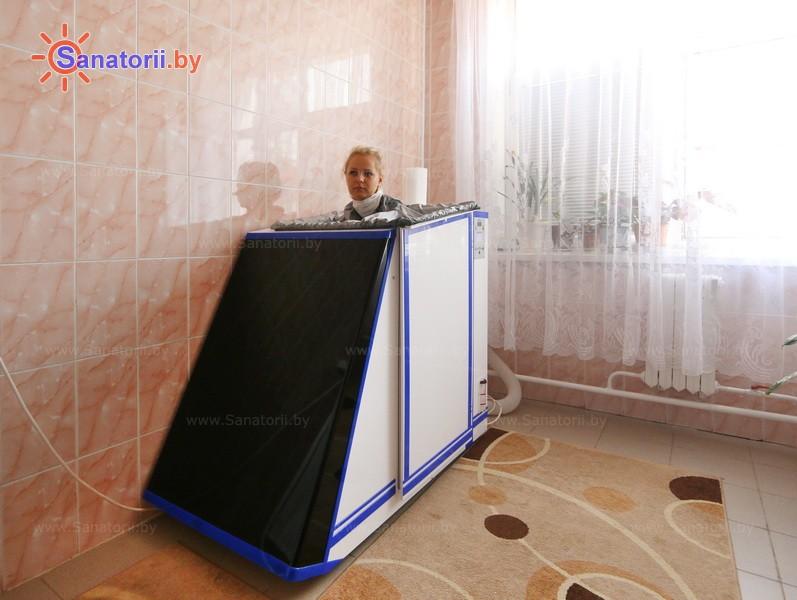 Санатории Белоруссии Беларуси - ДРОЦ Птичь - Ванна сухая углекислая