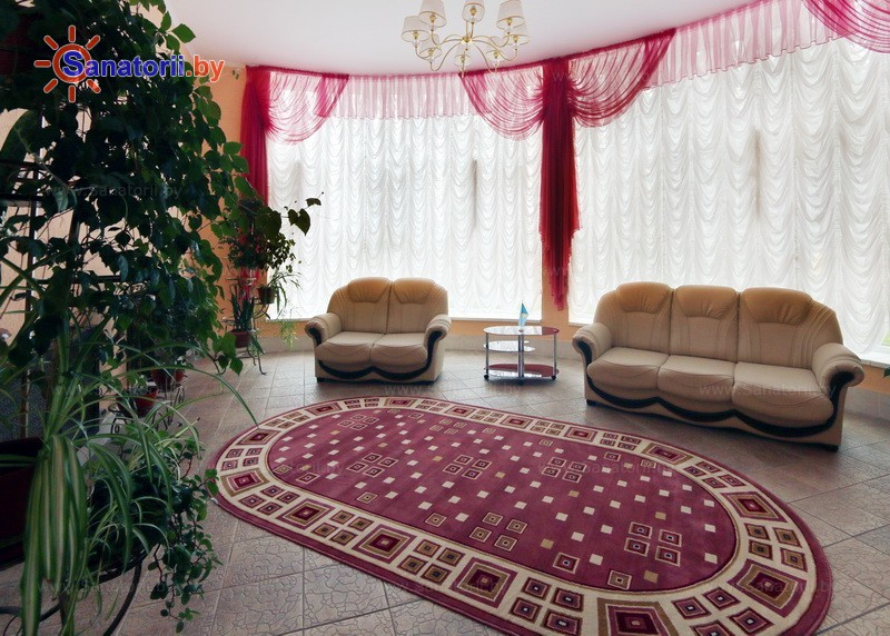 Санатории Белоруссии Беларуси - ДРОЦ Птичь - Номерной фонд