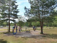 HICC Svitanak Brest - Outdoor gym