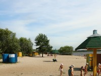 Свитанак - Пляж