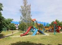 HICC Svitanak Brest - Playground for children