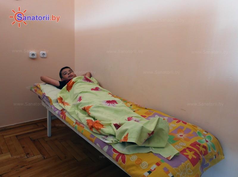 Санатории Белоруссии Беларуси - ДРОЦ Свитанак - Озокерито-парафинолечение