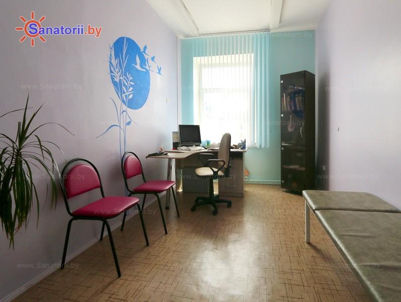 Санатории Белоруссии Беларуси - ДРОЦ Свитанак - Психологическая разгрузка
