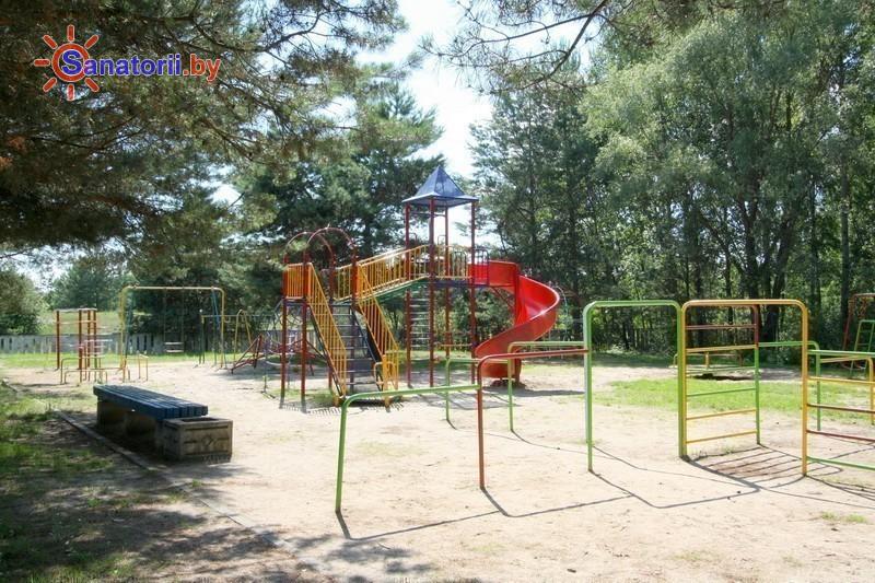 Санатории Белоруссии Беларуси - ДРОЦ Свитанак - Детская площадка