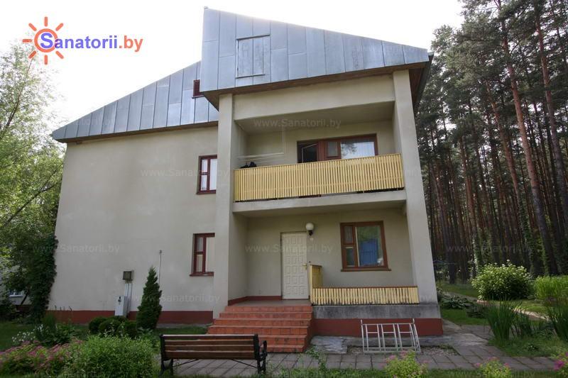 Санатории Белоруссии Беларуси - ДРОЦ Надежда - гостевой дом №3
