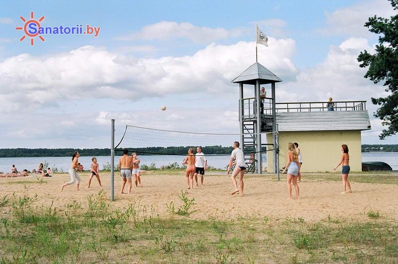 Санатории Белоруссии Беларуси - ДРОЦ Надежда - Пляж
