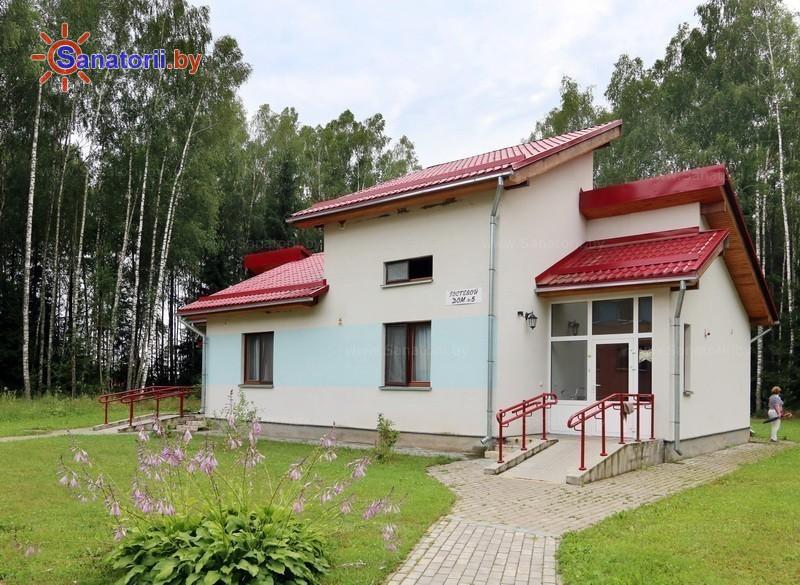 Санатории Белоруссии Беларуси - ДРОЦ Надежда - гостевые дома №4, 5