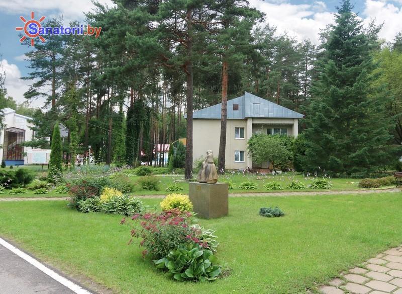 Санатории Белоруссии Беларуси - ДРОЦ Надежда - гостевой дом №2