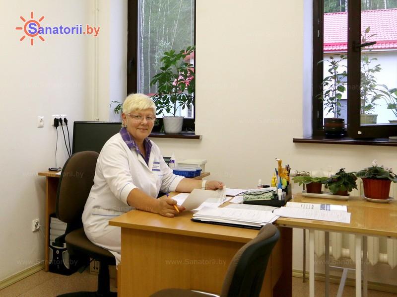 Санатории Белоруссии Беларуси - ДРОЦ Надежда - Кабинеты профильных специалистов