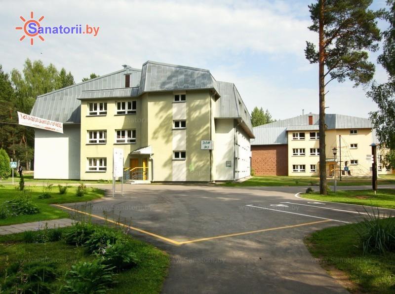 Санатории Белоруссии Беларуси - ДРОЦ Надежда - спальный корпус №3 Звездный