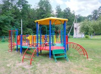 ДРОЦ Качье - Детская площадка