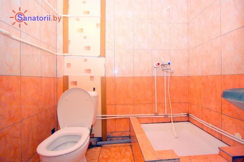 Санатории Белоруссии Беларуси - ДРОЦ Качье - трехместный в блоке (корпуса № 2, 3, 4)