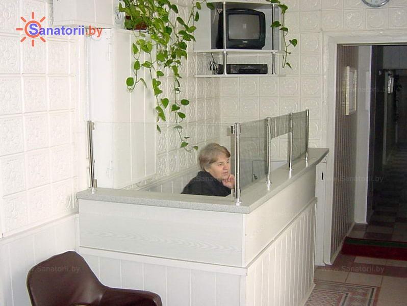Санатории Белоруссии Беларуси - детский санаторий Радуга - Инфраструктура