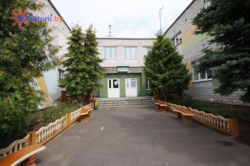 Санатории Белоруссии Беларуси - детский санаторий Радуга - корпус №1