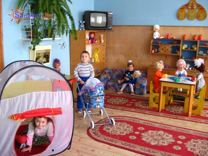 Санатории Белоруссии Беларуси - детский санаторий Радуга - Детская комната