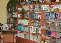 детский санаторий Боровичок - Библиотека