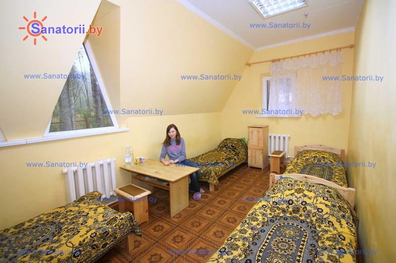 Санатории Белоруссии Беларуси - детский санаторий Боровичок - Номерной фонд