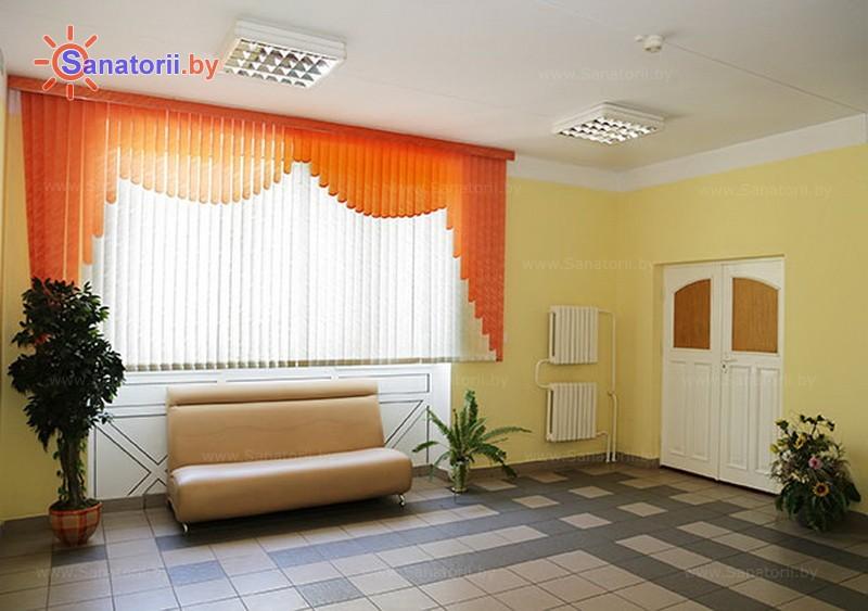 Санатории Белоруссии Беларуси - детский санаторий Боровичок - Инфраструктура