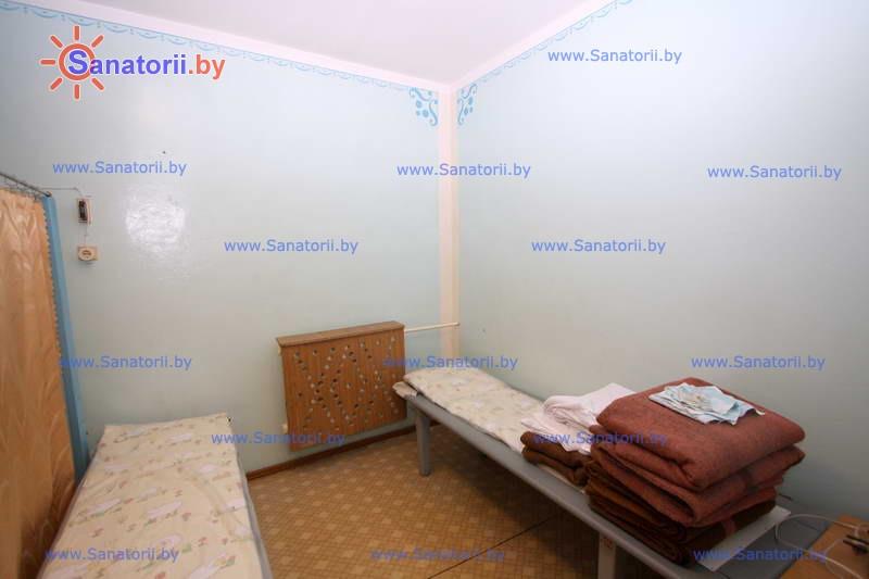 Санатории Белоруссии Беларуси - детский санаторий Боровичок - Грязелечение (пелоидотерапия)