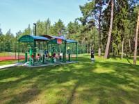 health resort Plissa - Outdoor gym