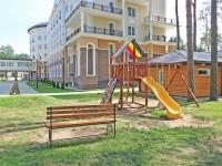 санаторий Плисса - Детская площадка