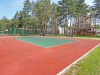 health resort Plissa - Tennis court