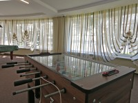 health resort Plissa - Gaming tables