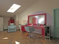 health resort Plissa - Hairdresser's